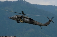 Helikopter típus: S 70 Black Hawk ; Helikopter lajstrom: 6M-BE